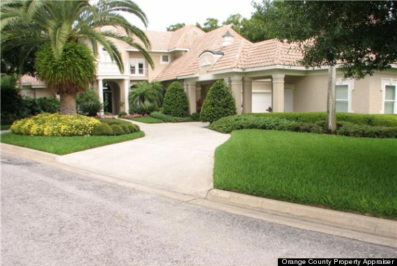 Tiger Woods 39 House