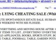 Cheating Spouse: Woman Seeks Revenge On Cheating Husband By Selling His Belongings