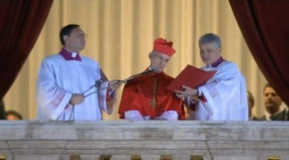 pape annonce