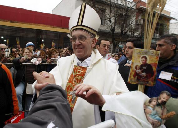 bergoglio nouveau pape francois