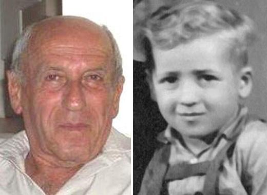 holocaust survivor twin