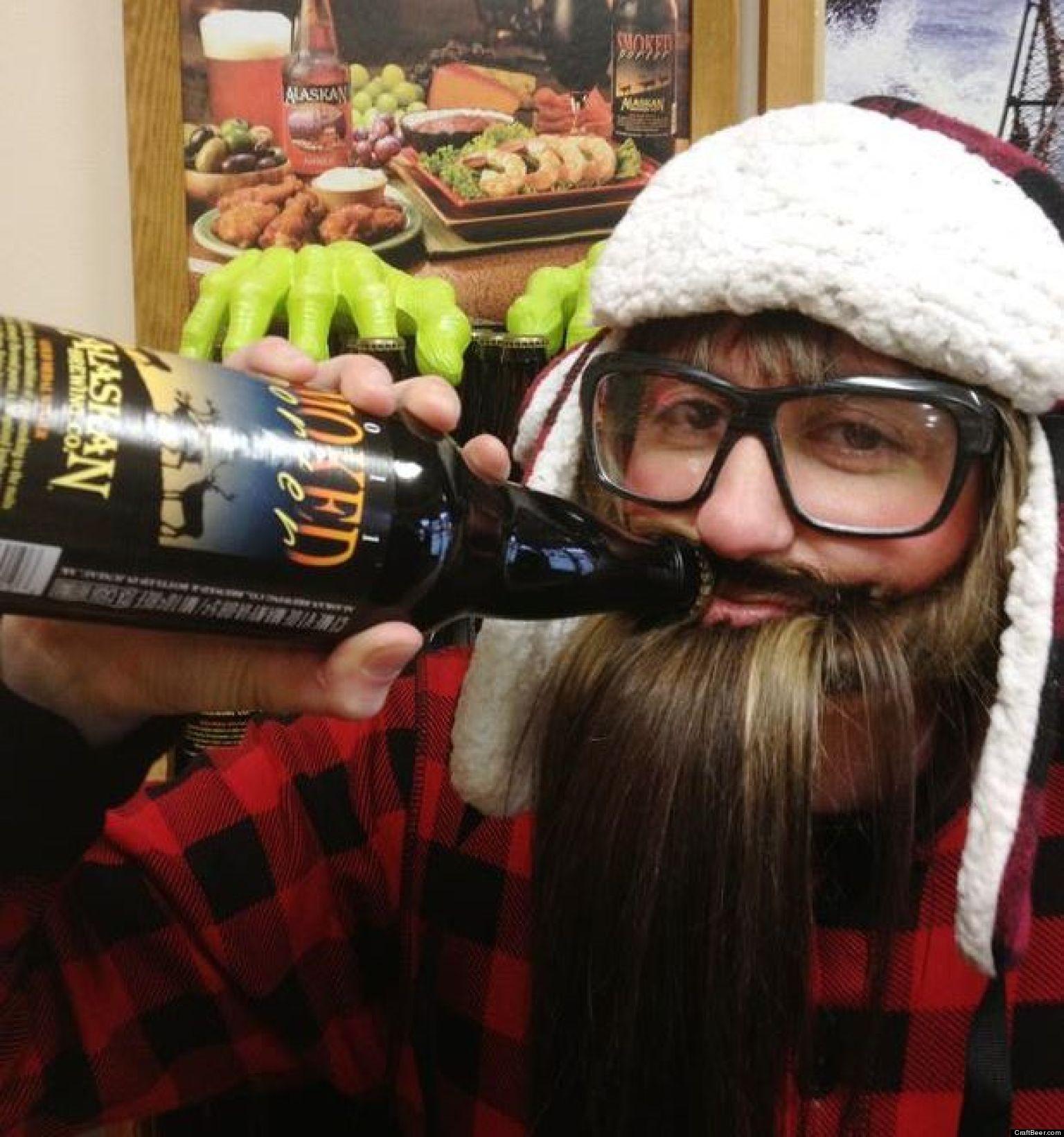 Craft beer 39 s best beards photos huffpost for Japan craft beer association