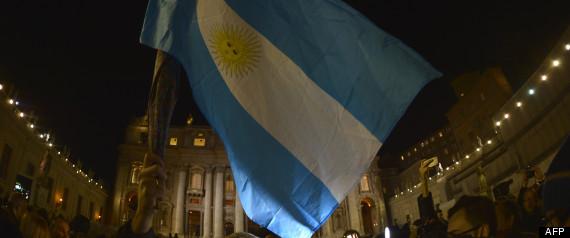 VATICAN ARGENTINE PAPE