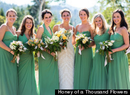 GO GREEN<BR>13 Gorgeous Weddings Inspired By St. Patrick's Day