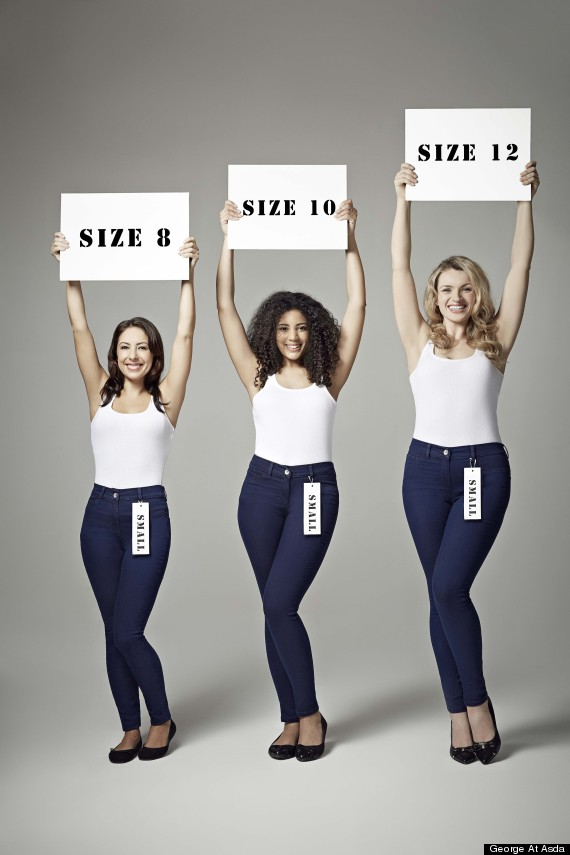 George At Asda Launch Wonderfit Jeans That Stretch Up To Three ...