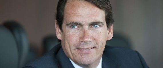 PIERRE KARL PELADEAU STEPPING DOWN
