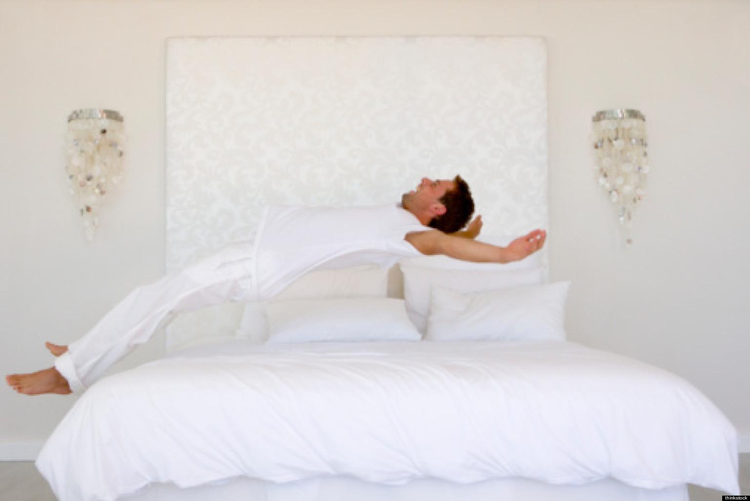 Giornata mondiale del sonno 10 consigli per dormire bene foto - Durare piu a letto ...