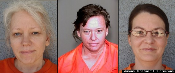 ARIZONA DEATH ROW WOMEN