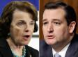 Ted Cruz, Dianne Feinstein Do Battle During Debate On Assault Weapons Ban (VIDEO)