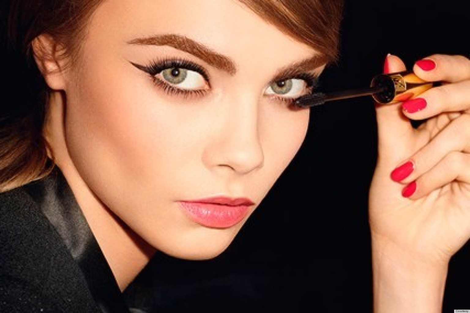 Cara Delevingne Lands YSL Beauty Contract, Continues Her Reigning Tour Of Cool (PHOTOS) | HuffPost
