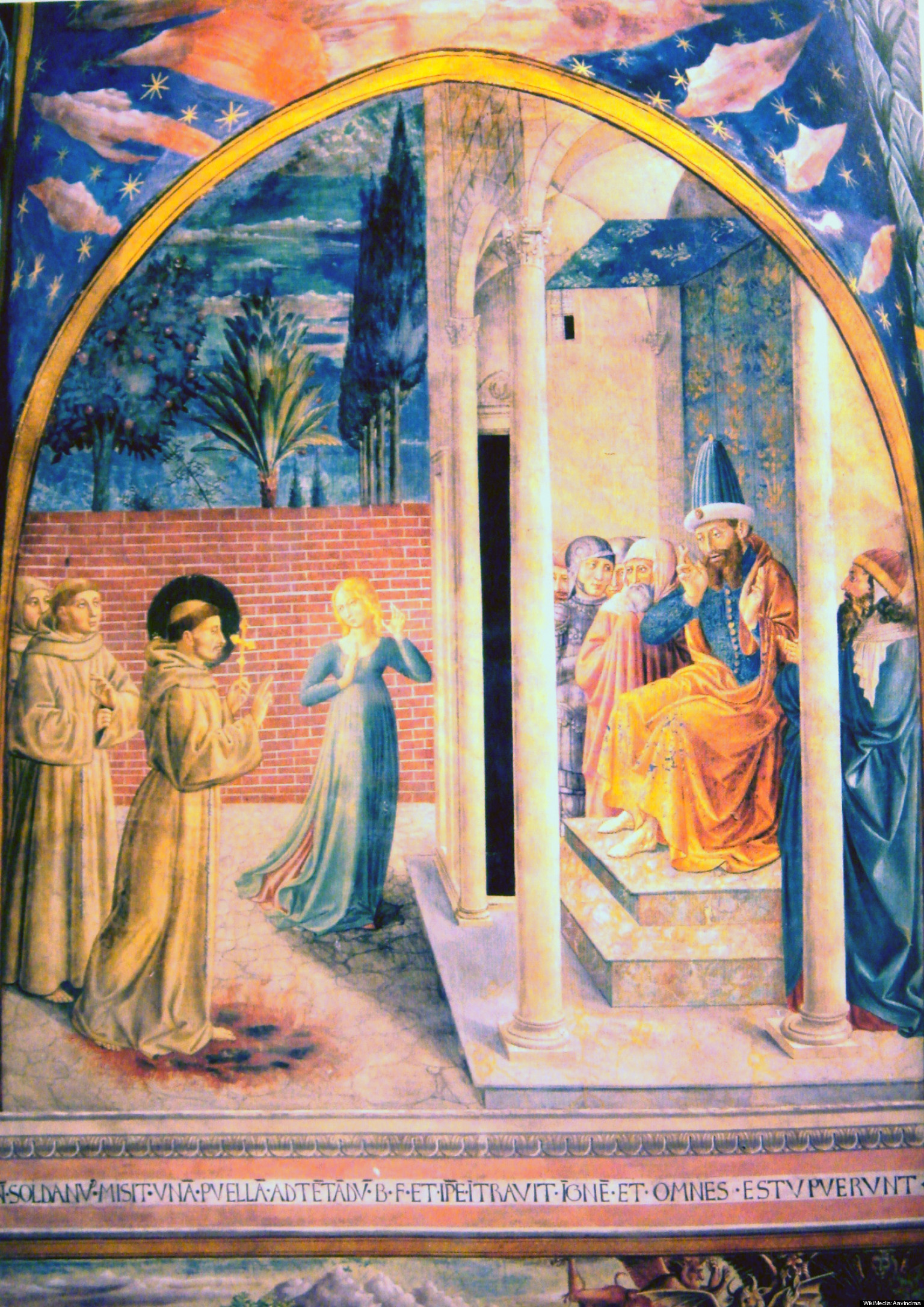mount saint francis muslim Saint francis of assisi captured the imagination of his contemporaries by   chapel named porziuncula that belonged to the benedictine abbey of mount  subasio  saint francis decided to leave again to preach the muslims in  morocco god.