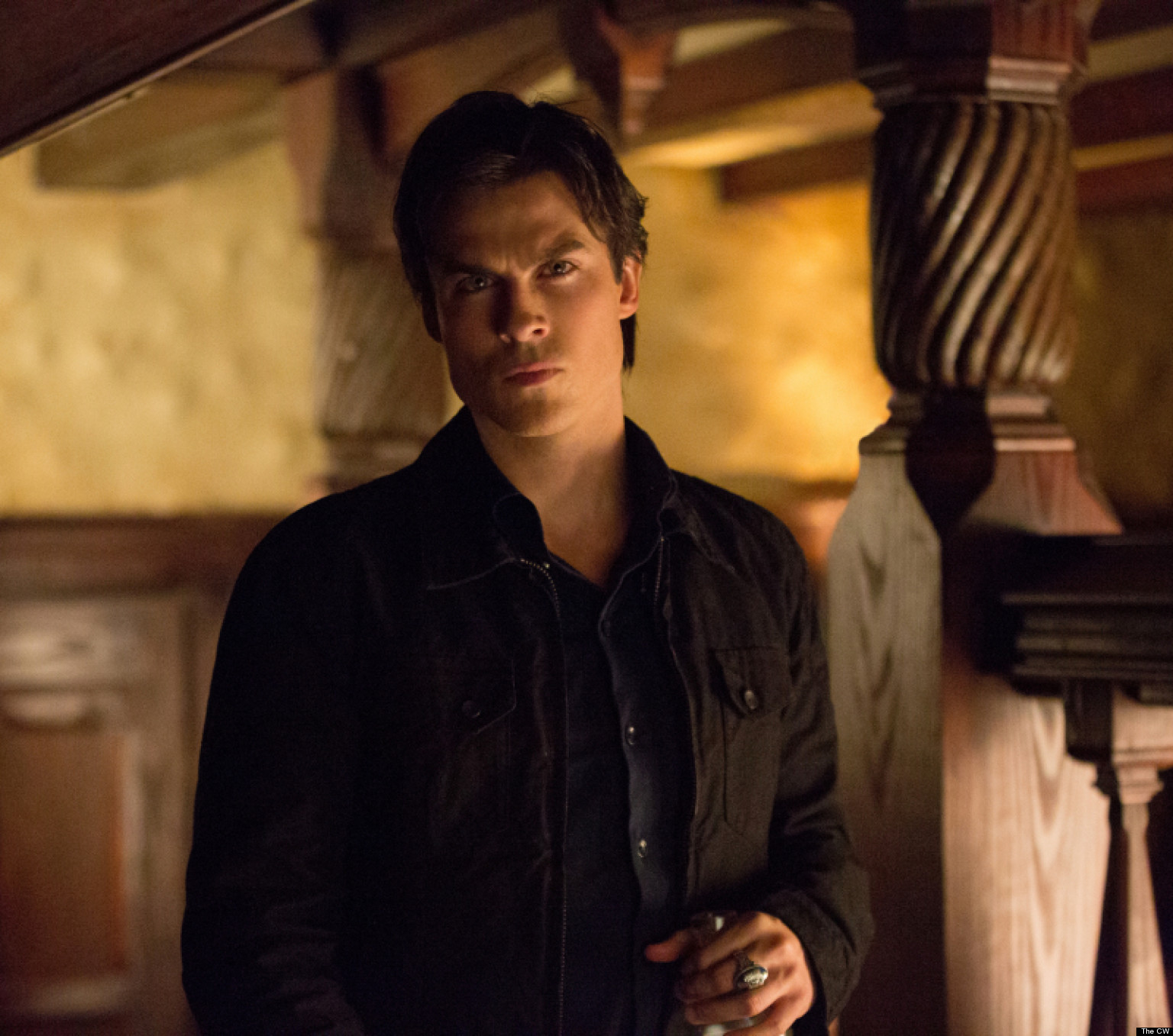 ian somerhalder damon vampire - photo #15