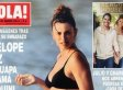 Penelope Cruz Shows Her Baby Bump In A Bikini On The Cover Of 'Hola' (PHOTO)