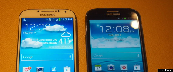 GALAXY S4 FEATURES