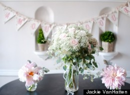 PHOTOS: 4 Perfect DIY Centerpieces For Your Bridal Shower