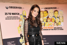 Katie Holmes Shines In Rare Glamorous Red Carpet Appearance