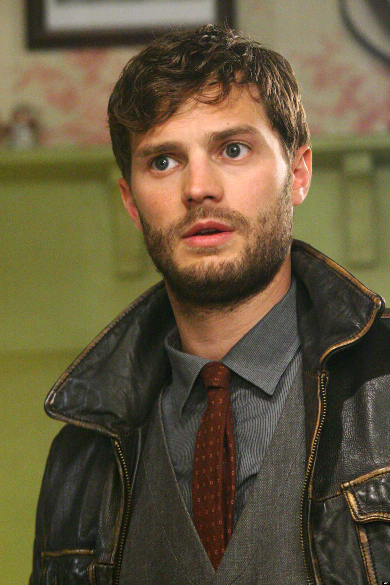 Once Upon A Time Jamie Dornan Previews The Return Of
