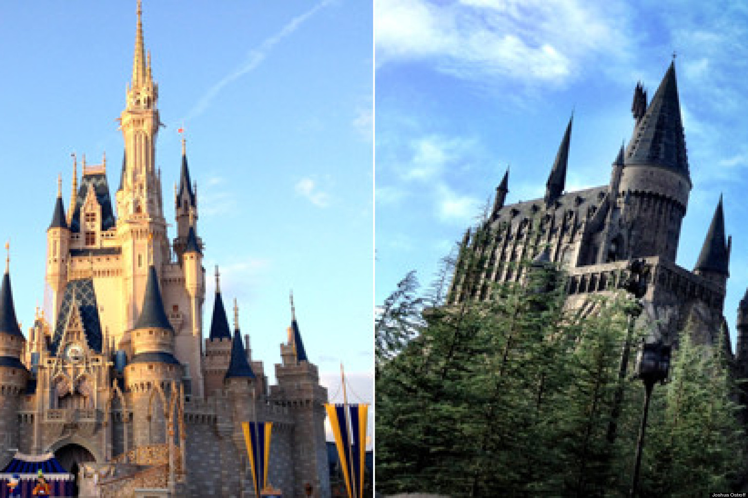 Where should I go Walt Disney World or Universal Orlando Resort?