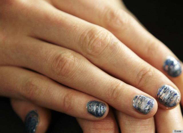 rebecca minkoff fall 2013 nails