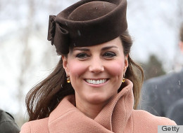 Congrats: Kate Middleton Named Best-Dressed Among Pregnant Celebs