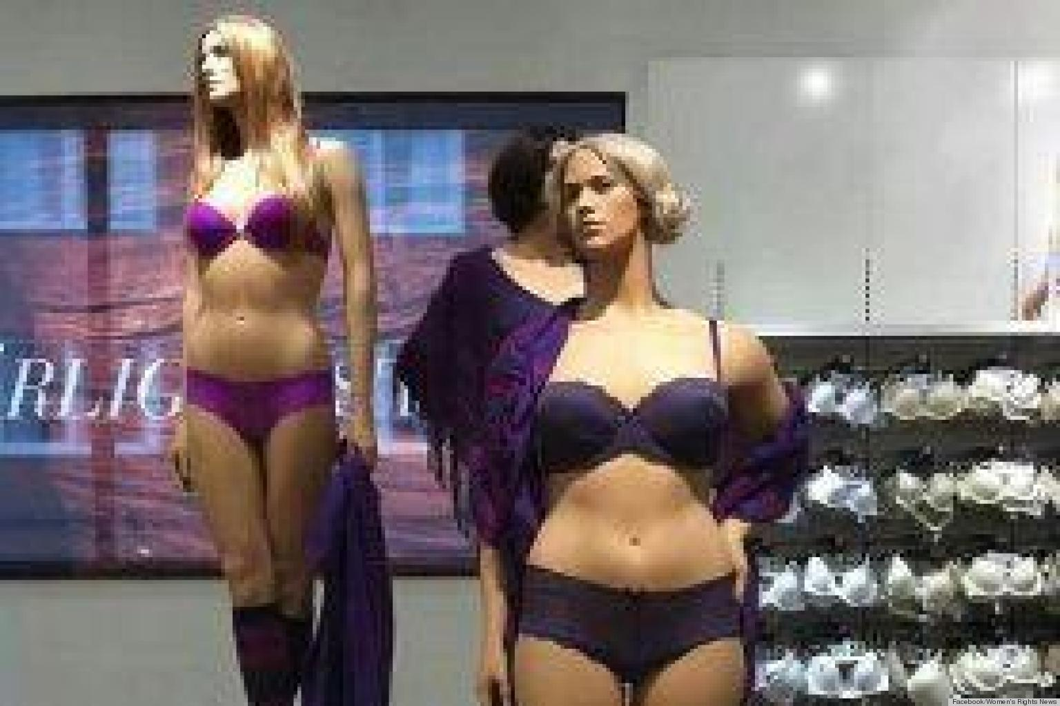 Full figured clothing stores