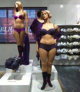 full figured mannequins