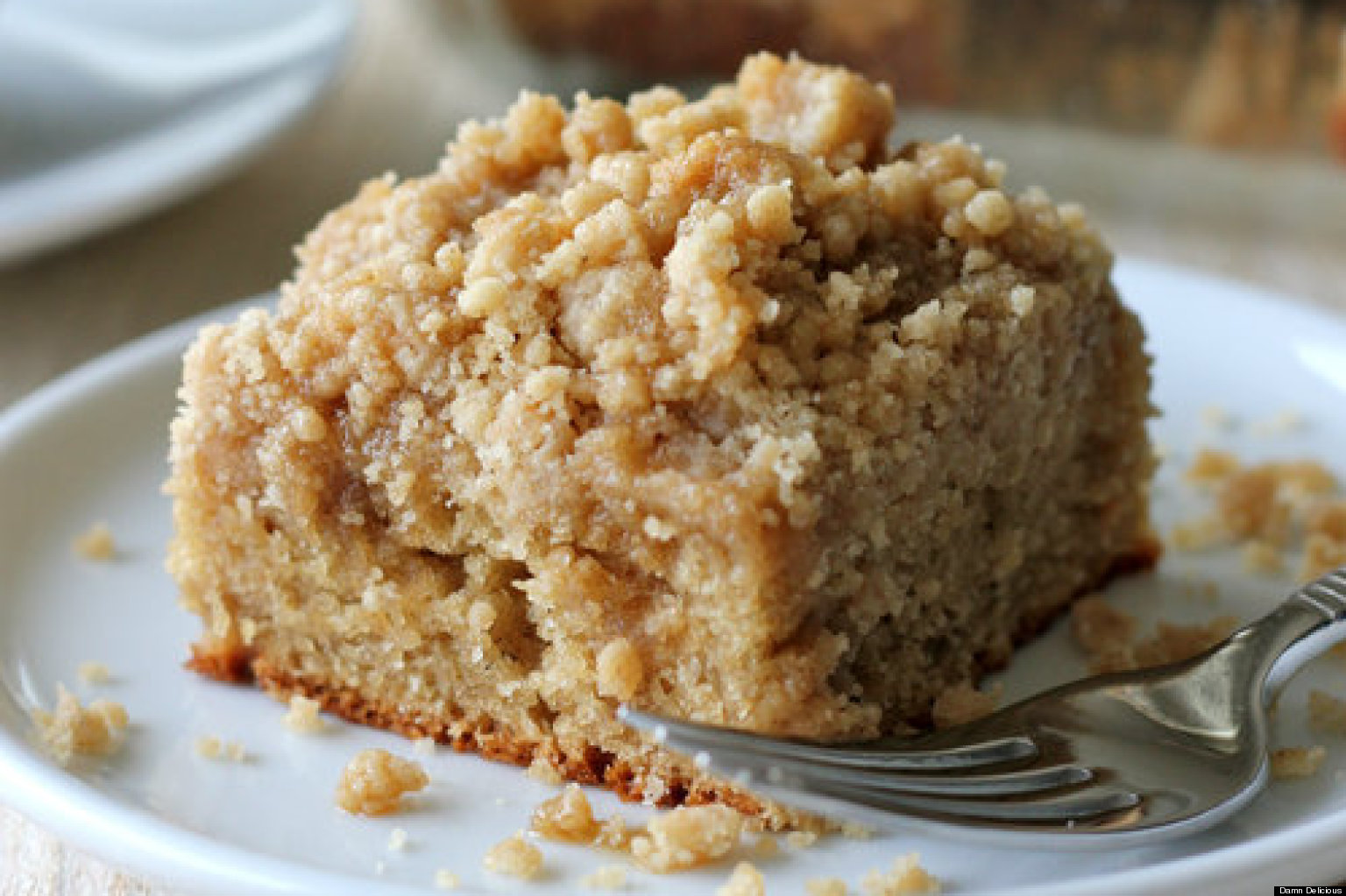 French vanilla coffee cake recipe