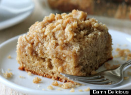 13 Ways To Get Down With Coffee Cake