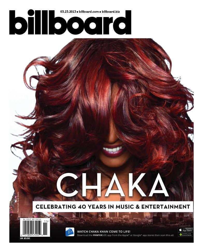 chaka khan billboard magazine