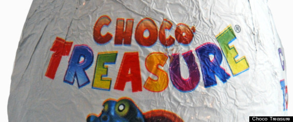 CHOCOTREASURE EGGS