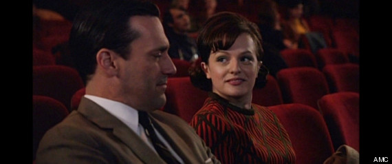 MAD MEN DON AND PEGGY