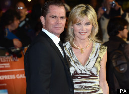 Anthea Turner: 'It's My Fault My Husband Spent Time With Another Woman'