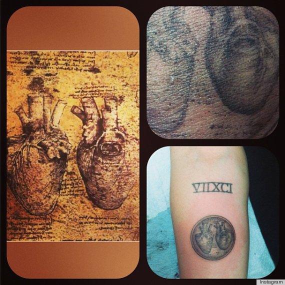 miley cyrus tattoo