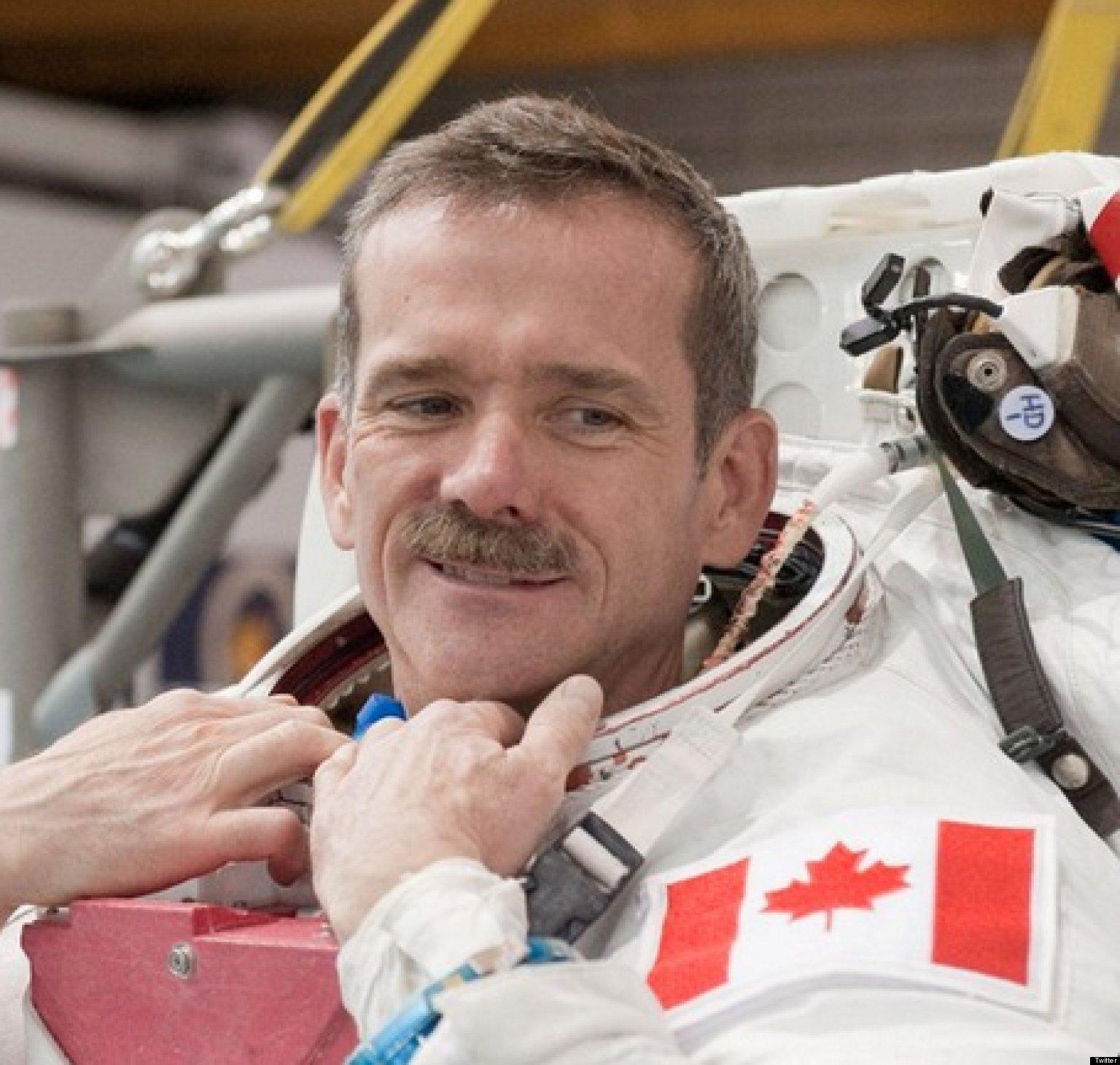 canadian astronaut international space station - photo #18