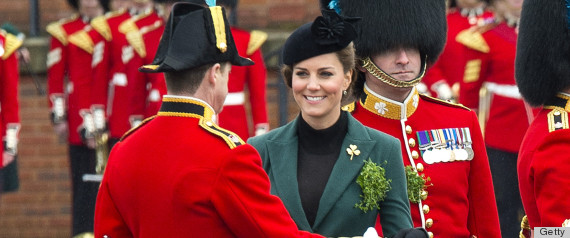 KATE MIDDLETON WANTS A BOY