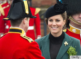 Kate Middleton Tells Soldier What She Hopes Sex Of The Baby Will Be