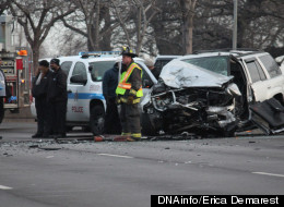 Terrell Garrett Lake Shore Drive Crash