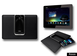 Want To Turn Your Smartphone Into A Tablet? Meet The Padfone