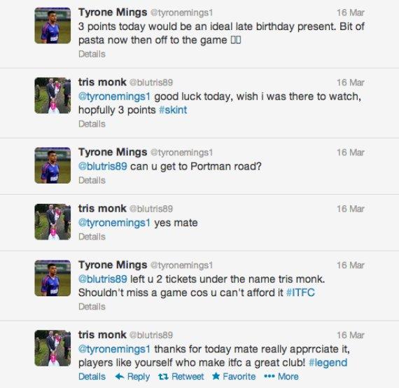 tyrone mings twitter