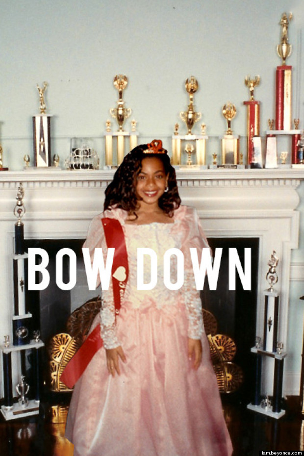 beyonce as a child
