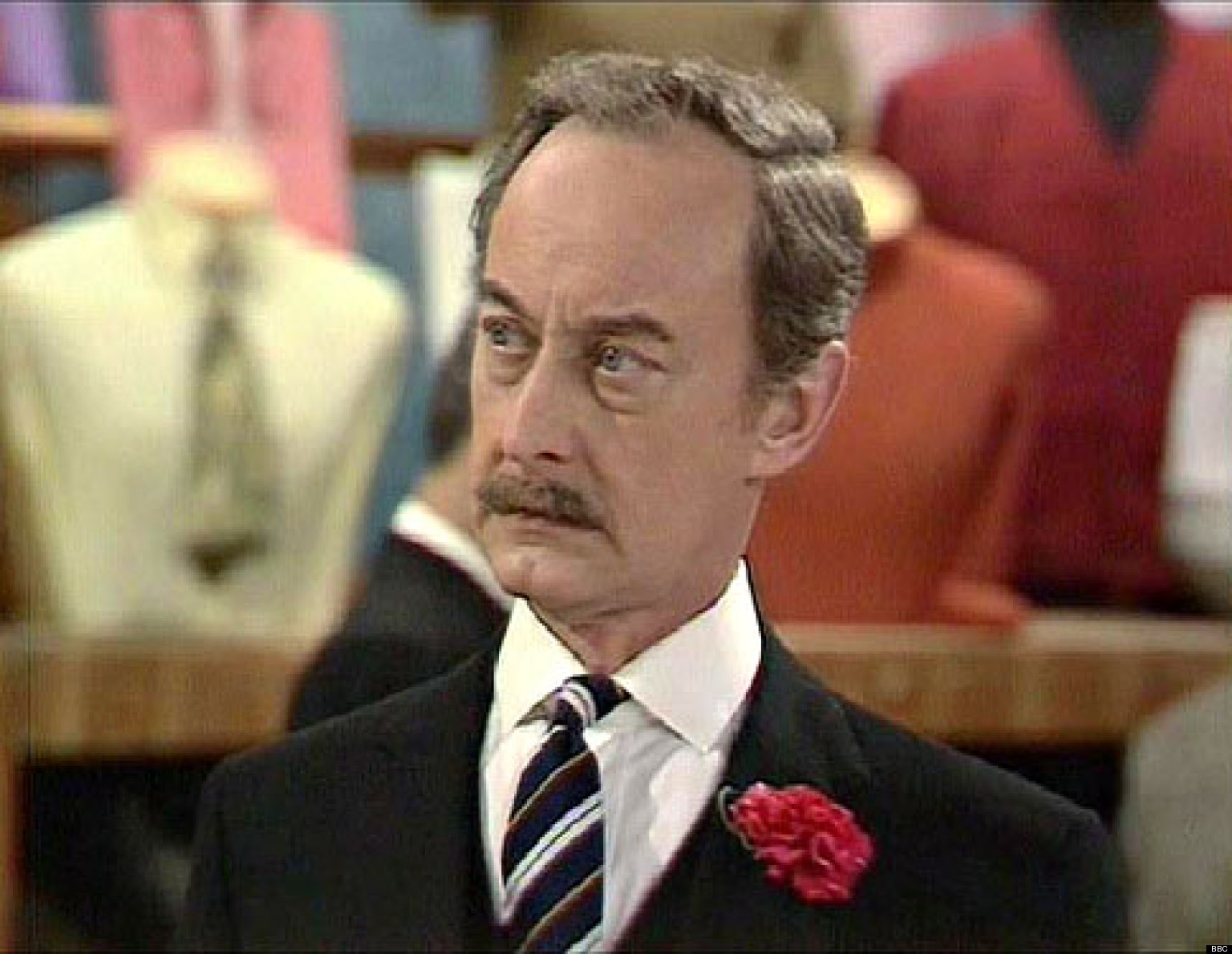 frank thornton british actor