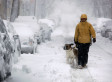 Snow Storm To Hit Ontario, Quebec; Up To 25 Centimetres In Montreal