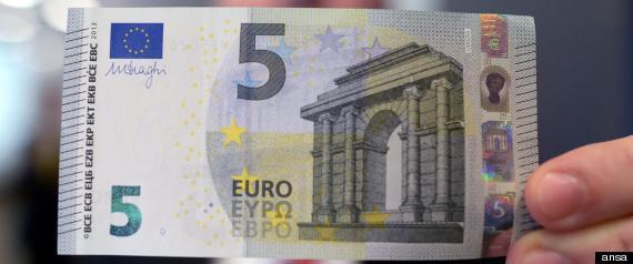 CINQUE EURO
