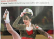 Kaetlyn Osmond's Globe And Mail Front Page Photo Draws Outrage