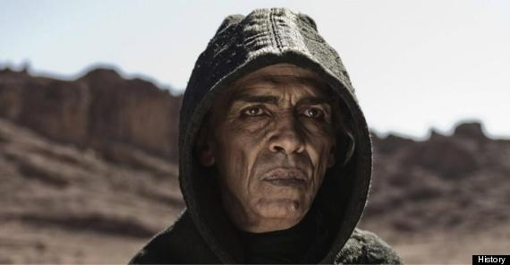 Satan Looks Like Obama