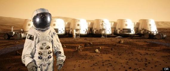 MOURIR SUR MARS