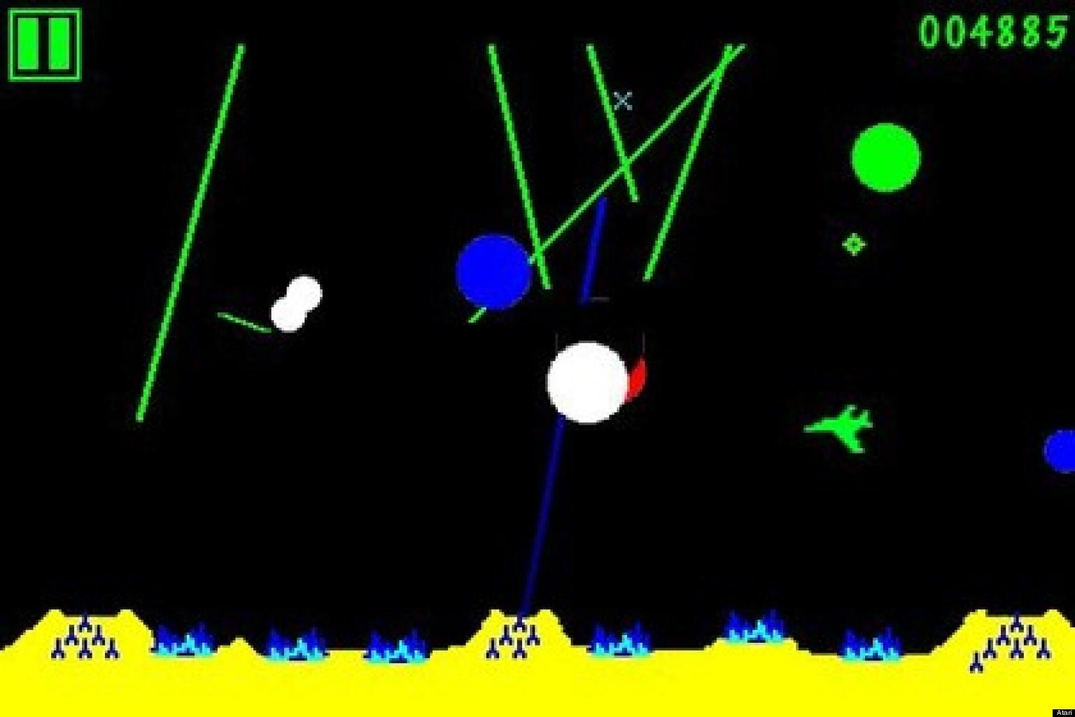 Missile Command: Victor Sandberg Breaks 30-Year-Old Arcade ...