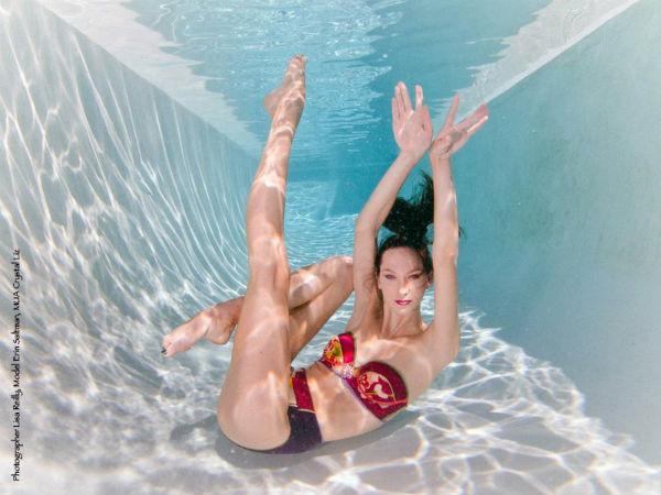 underwater erin