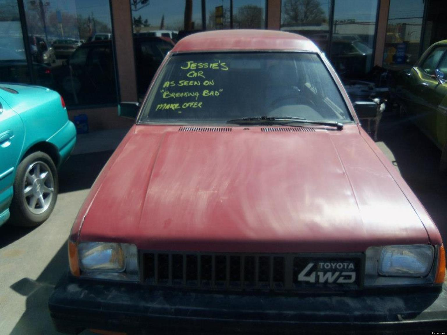 Breaking A Car Lease: Jesse's Car From 'Breaking Bad' Could Be Yours