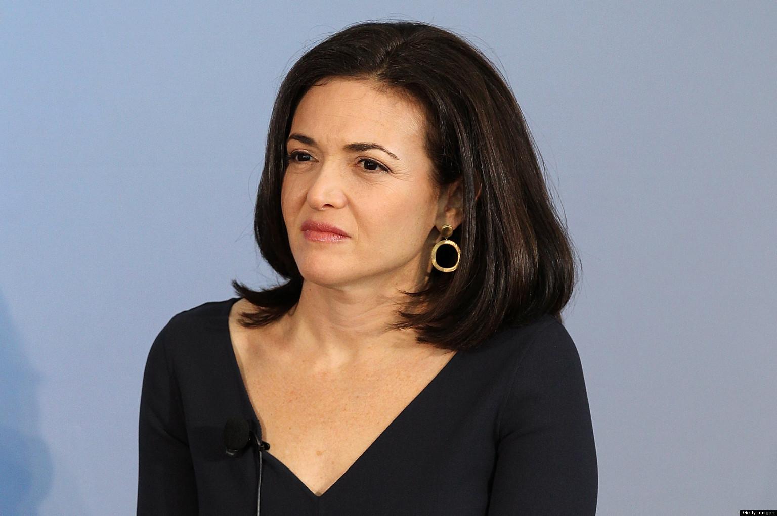 Sheryl Sandberg's 'Lean In' A Bestseller: Most Stylish ... Sheryl Sandberg Photos